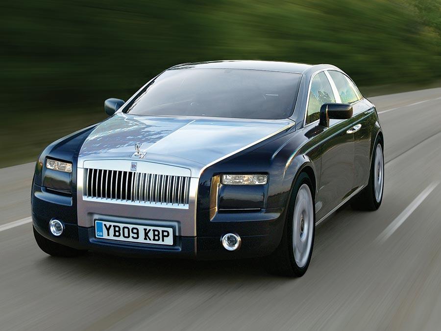 les voitures dans les romans de stephen king - Page 4 Rolls_Royce