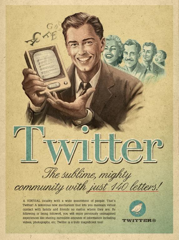 Publicités vintage Twitter-retro-vintage-pub-03