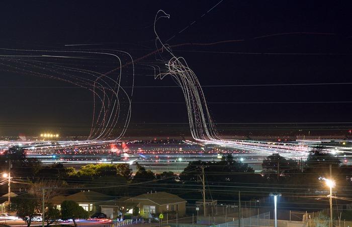 Les apprentis Decollage-avion-aeroport-pose-longue-09