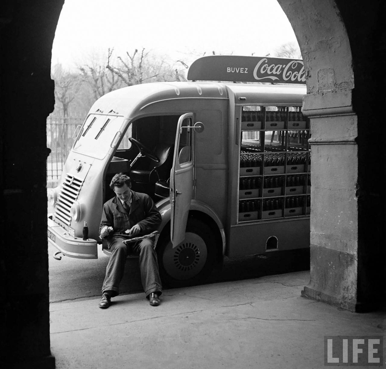 1950, Coca Cola arrive en France ! By Laboiteverte 1950-coca-cola-arrive-france-03