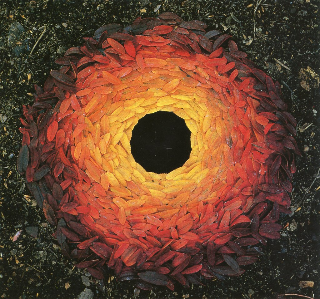 le post qui detend ... Land-art-Andy-Goldsworthy-01