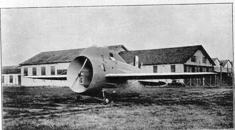 Le Stipa-Caproni : un avion tonneau précurseur du moteur à réaction ! Stipa-caproni-avion-italie-02-800x443