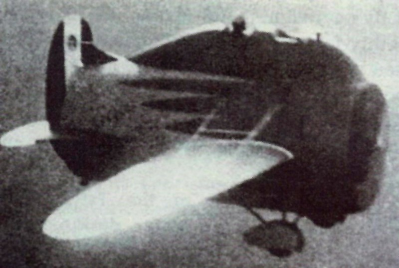 Le Stipa-Caproni : un avion tonneau précurseur du moteur à réaction ! Stipa-caproni-avion-italie-08-800x537