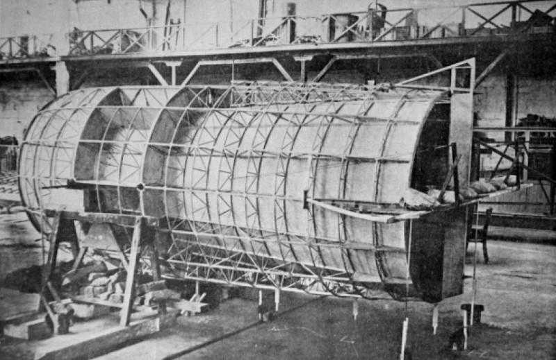 Le Stipa-Caproni : un avion tonneau précurseur du moteur à réaction ! Stipa-caproni-avion-italie-09-800x519