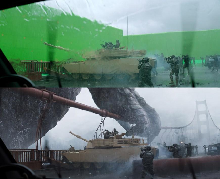 36 effets spéciaux numériques au cinéma ! By laboiteverte.fr Effet-tres-special-au-cinema-01-870x708