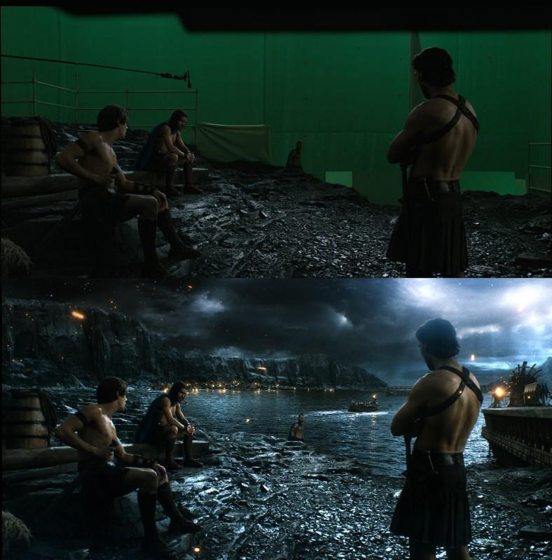 36 effets spéciaux numériques au cinéma ! By laboiteverte.fr Effet-tres-special-au-cinema-09-788x800