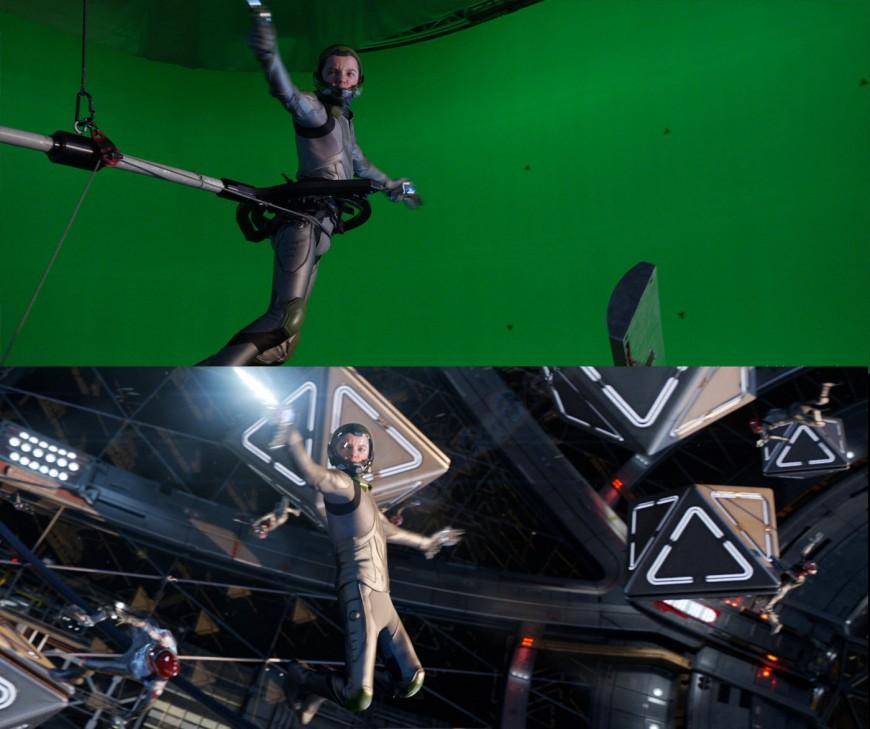 36 effets spéciaux numériques au cinéma ! By laboiteverte.fr Effet-tres-special-au-cinema-13-870x729