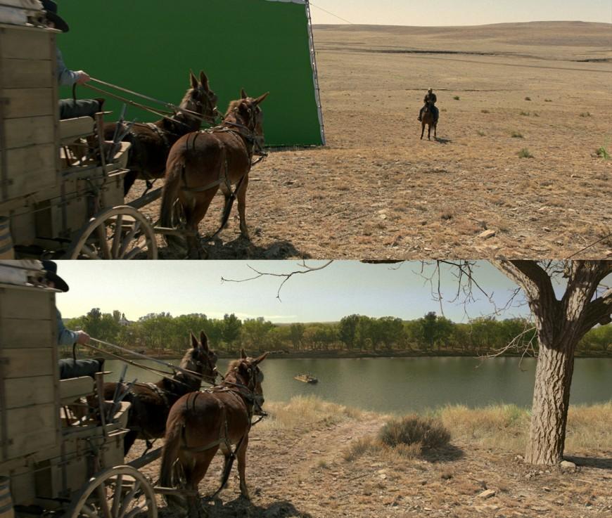 36 effets spéciaux numériques au cinéma ! By laboiteverte.fr Effet-tres-special-au-cinema-20-870x737