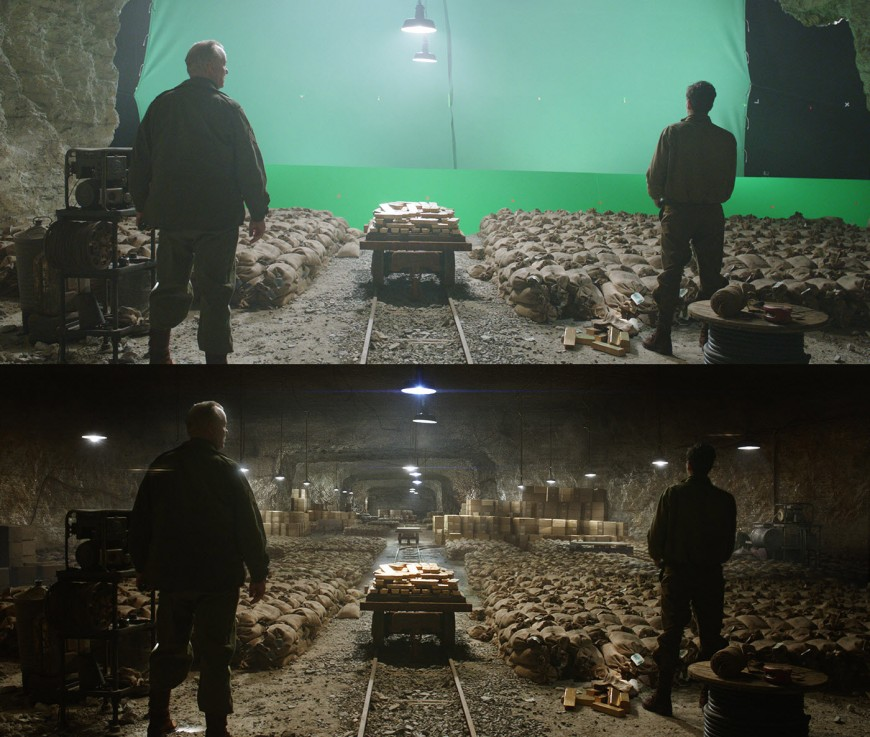 36 effets spéciaux numériques au cinéma ! By laboiteverte.fr Effet-tres-special-au-cinema-21-870x737