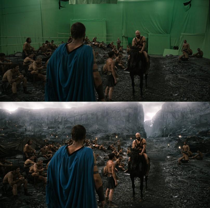 36 effets spéciaux numériques au cinéma ! By laboiteverte.fr Effet-tres-special-au-cinema-34-808x800