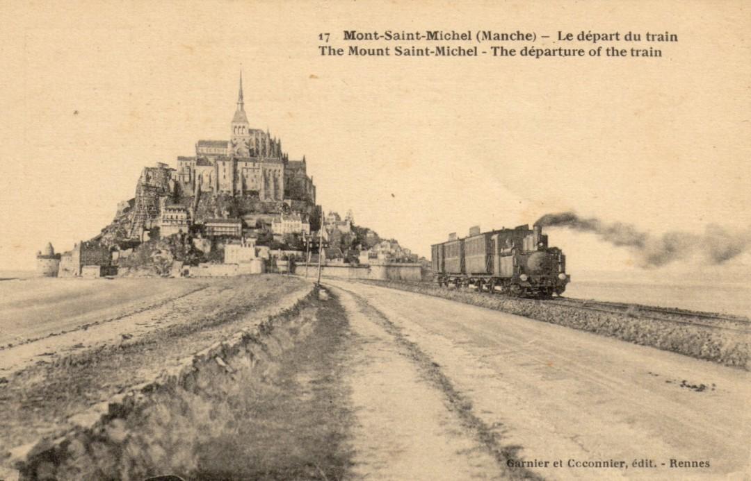 Le Mont Saint michel à l'époque du train à vapeur Train-vapeur-mont-saint-michel-03-1080x693
