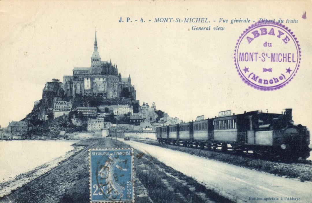 Le Mont Saint michel à l'époque du train à vapeur Train-vapeur-mont-saint-michel-06-1080x705
