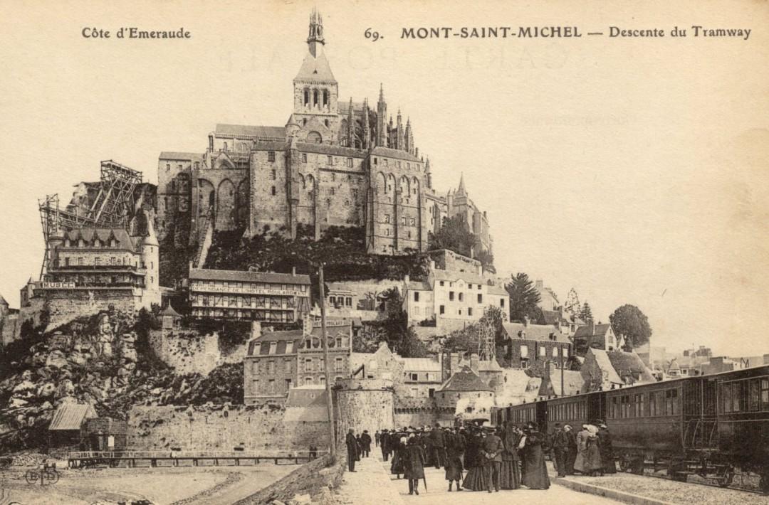 Le Mont Saint michel à l'époque du train à vapeur Train-vapeur-mont-saint-michel-19-1080x710