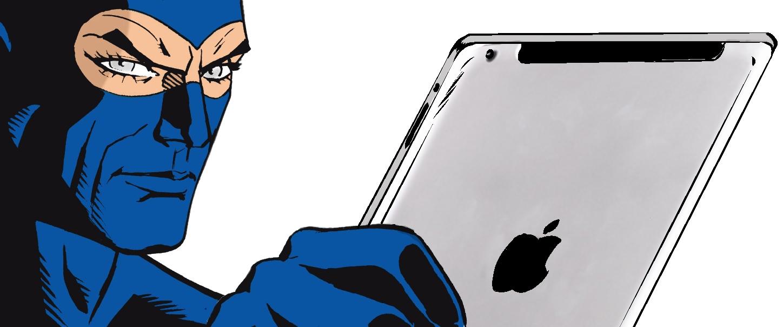Sezione - Tara & simili > - Pagina 5 Diabolik-iPad