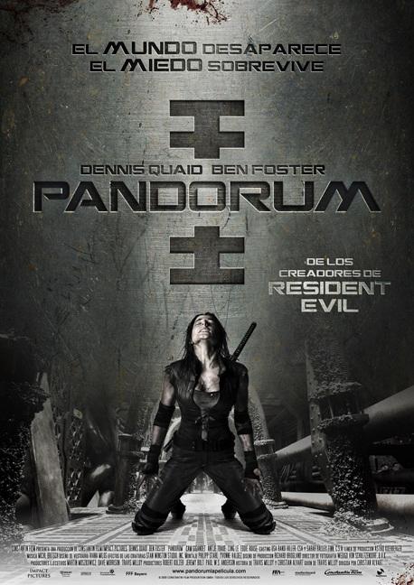 Cine fantástico, terror, ciencia-ficción... recomendaciones, noticias, etc - Página 5 Pandorum-cartel