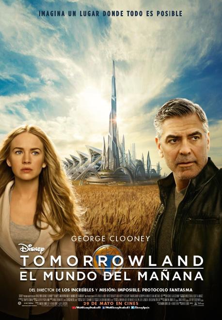 THE WEST IS THE BEST - Página 5 Tomorrowland-el-mundo-del-manana-cartel-poster