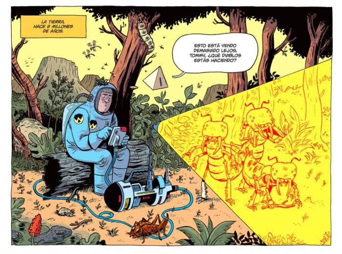 UN POCO DE NOVENO ARTE - Página 5 Universo-albert-monteys