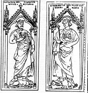Liste des souverains mérovingiens et carolingiens inhumés hors de Saint-Denis et hors de Paris Image_097