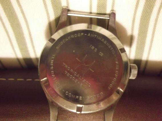 Hamilton G.S. et autres Hamilton militaires/ focus sur les navigational watches 224993