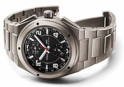 Montre avec une protection Antimagnétique Montre-IWC-Ingenieur-Chronograph-AMG-SIHH-Geneve-2005