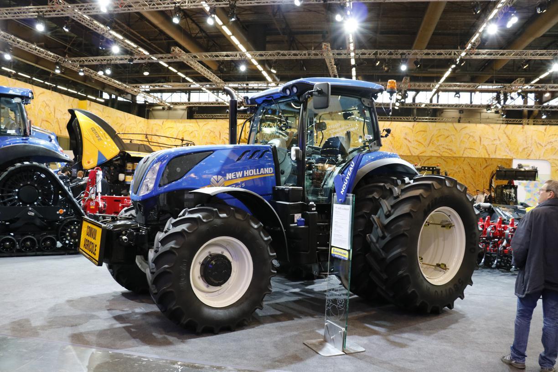 renouvellement tracteur  T7S