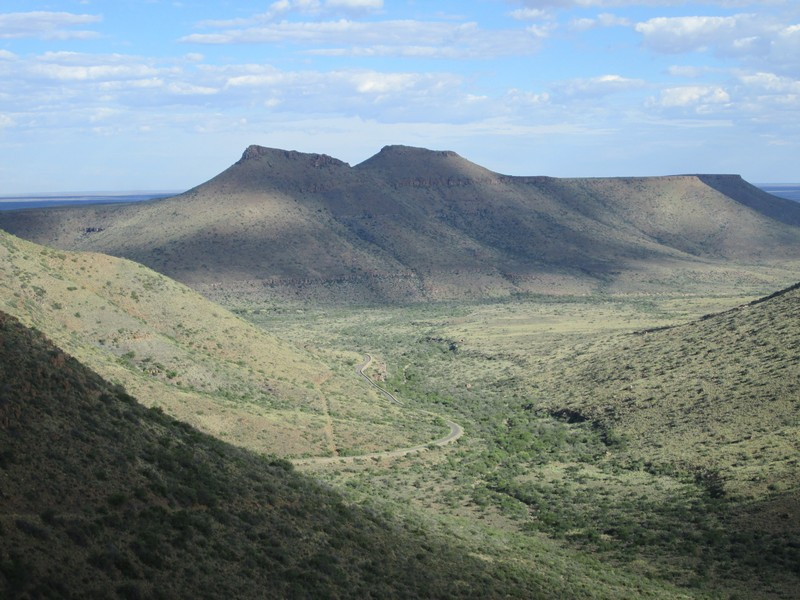 Histoire d'un défi TSGE Hotel Lord Milner Matjiesfontein Karoo-National-Park-34