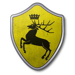 Baratheon ϟ 2/3 Blason-baratheon-2014-v01-256px