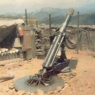 القوات المسلحة التونسية *شامل* Mortar-m30