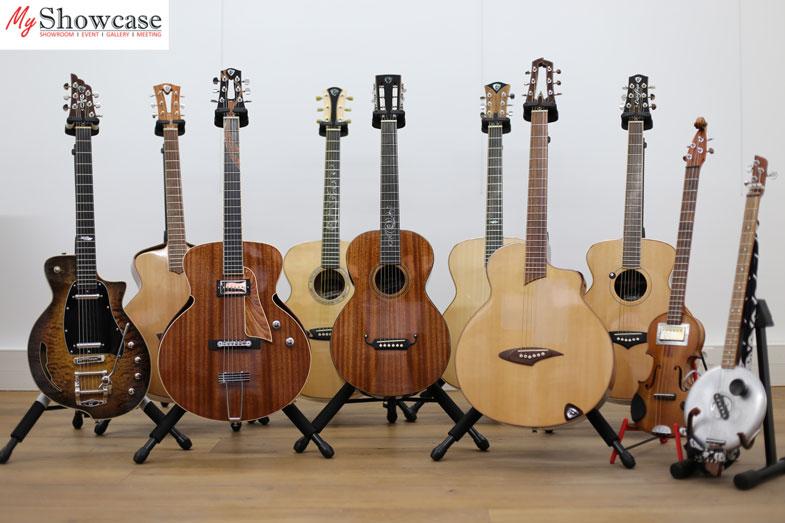 Showroom de luthiers à Paris Gumb-myshowcase-stand