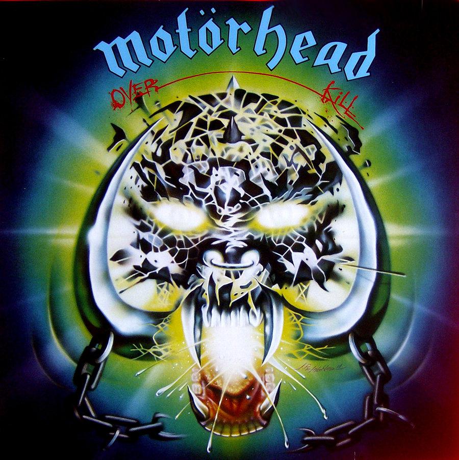 ¿Qué Estás Escuchando? - Página 20 Motorhead-Overkill
