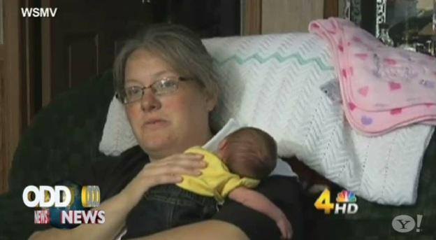 Mëson se ishte shtatzënë 5 orë para lindjes Sfds