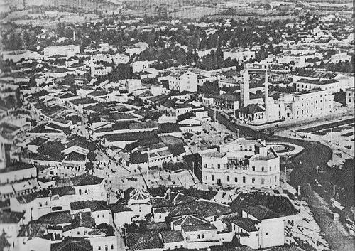 Foto te vjetra te qyteteve te shqiperise ne vitet 1960-1990 Tirana-vjeter