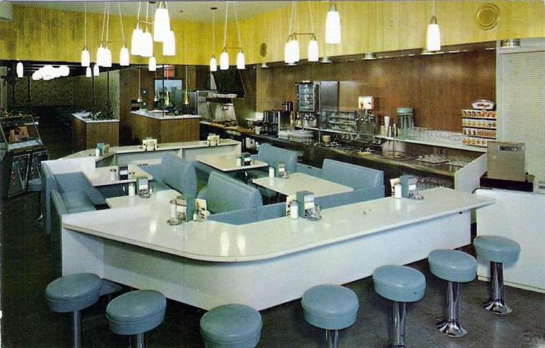 "Ресторант ""La Plaza"" 1950s.21"