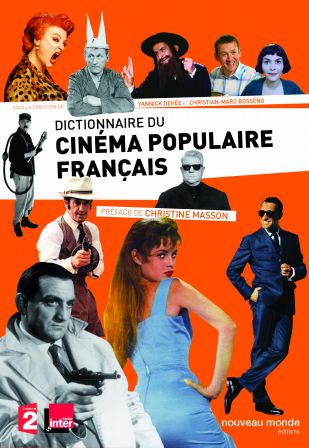 Dictionnaire du Cinéma Populaire Français .CouvDico_m