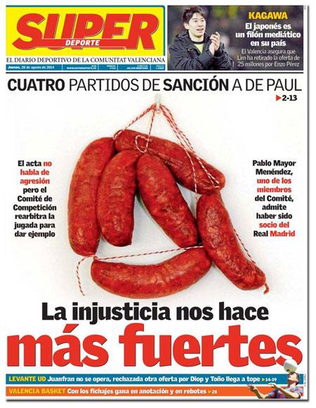 Prensa deportiva Española (Marca, As, Sport, Mundo Deportivo, Super Deporte, Estadio deportivo, etc) - Página 2 Chori