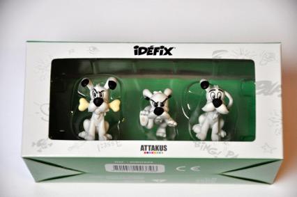 Nouveautés chez Attakus ASTERIX-IDEFIX-COFFRET-2-boite-de-3-figurines-pvc-4-cmat