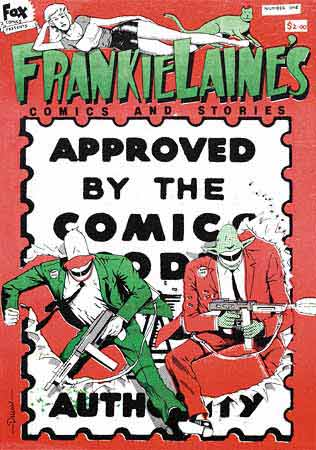 El Satánico Dr. Fredric Wertham y la historia del Comic Code Authority Naylor_dillen_frankie_laine