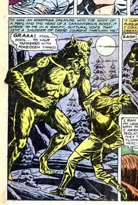 El Satánico Dr. Fredric Wertham y la historia del Comic Code Authority Spook_1953
