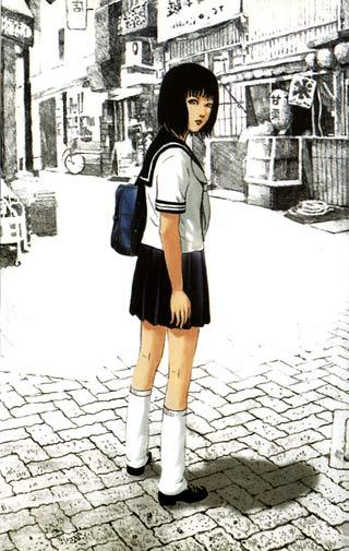 Usamaru Furuja Usamaru_furuya_pin_up