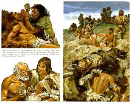 l'image de l'homme préhistorique - Page 3 Joubert_viepriveedeshommes