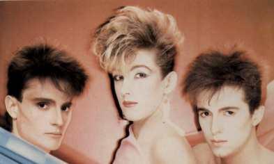 MÚSICA de los 80's Mecano3