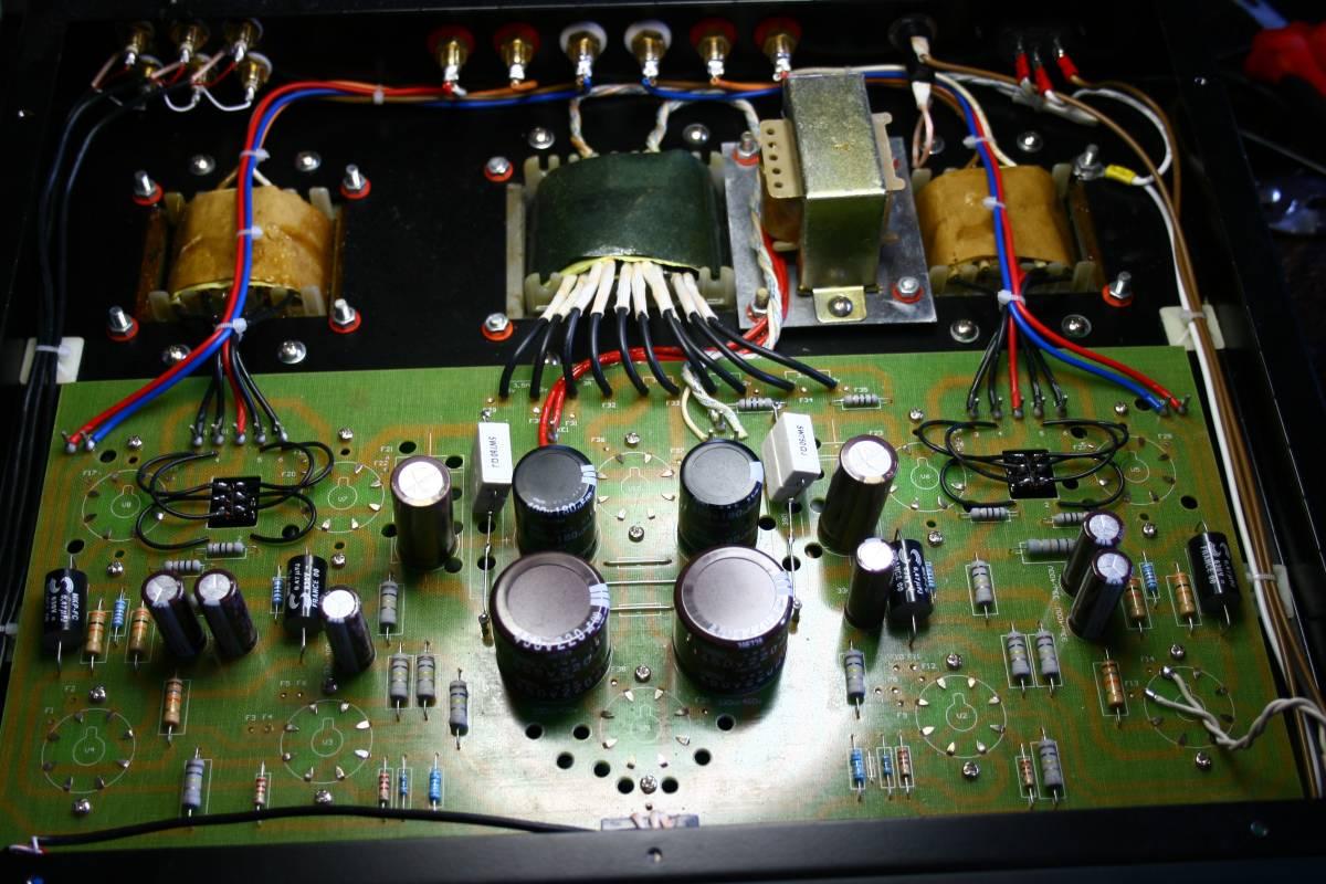 Un integrato a tubi da consigliare: Bewitch 6550 IMG_5572