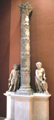 Les tombeaux princiers du couvent des Célestins, à Paris Louvre_111