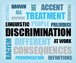 Can you tell a person's race by their voice ? Linguistic-discrimination-at-work