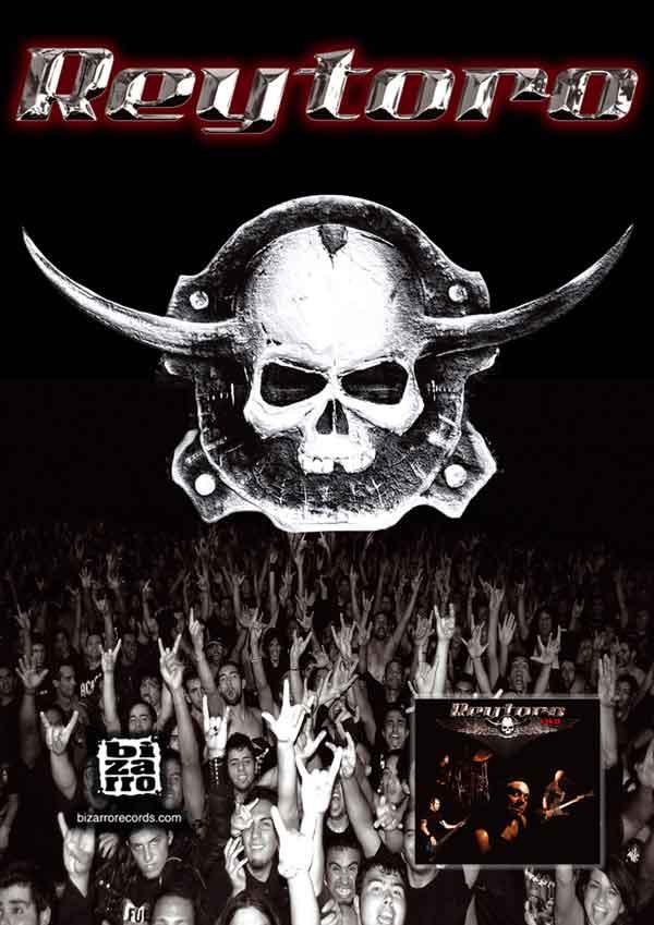 Foro gratis : MetalMania - Portal* Rey_toro