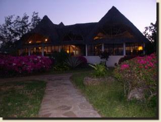 La Papaya Resort - Malindi Albergo01