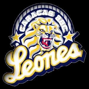 LEONES DE CARACAS! El equipo mas ganador de la LVBP. Caracas2