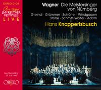 Wagner. Discografía completa C917154L