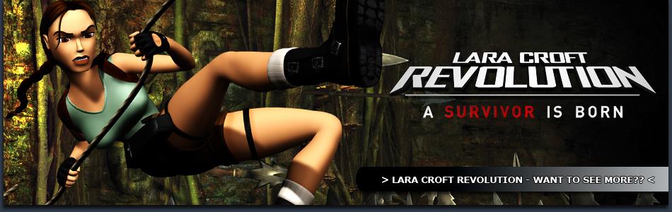 Lara Croft Revolution Forum
