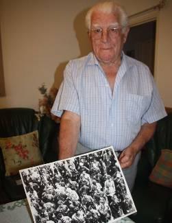A 17 ans, en 1944, Bernard CHALOPIN était maquisard 1229298